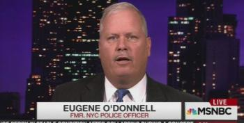 Former NYC Policeman On Rudy Giuliani: One Of The Most 'Extremist, Divisive' People On Race