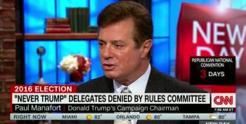 Paul Manafort: 'Never Trump' Is 'Nevermore'