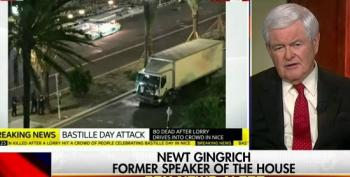 Newt Gingrich Wants Tests For All US Muslims After Nice Attack