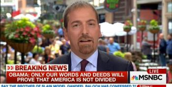 Chuck Todd On Obama's Baton Rouge Speech: 'Some Might Call It A Lecture'