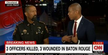 CNN's Don Lemon Pwns Sheriff David Clarke