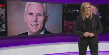 Samantha Bee Takes On... Mike Pence!
