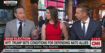 David Frum On Trump's NATO Comments:  'It Is An Invitation To War'