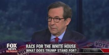 Fox News' Chris Wallace: Trump's Shouting Of RNC Speech Was A 'Missed Opportunity'