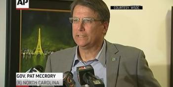 NC Governor Calls NBA All Star Game Move 'PC BS'