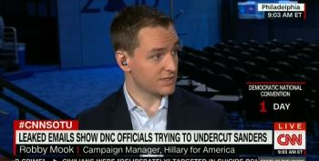 Clinton Campaign Chair: DNC Email Hack May Be Russian Plot To Help Trump