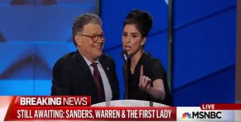 Sarah Silverman Brings The House Down