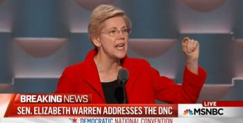 Elizabeth Warren Eviscerates Trump At The 2016 DNC