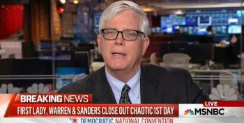 Hugh Hewitt Whines That Democrats Didn't Reach Out To Trump Supporters At DNC