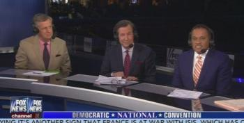 Fox News Panel Loved Bill Clinton's DNC Speech