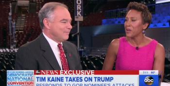 Tim Kaine Agrees With Trump: 'I Was A Lousy New Jersey Governor'