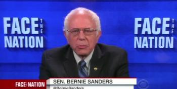 Bernie Sanders Tells Supporters To Focus On Issues, Not Personalities