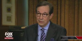 Chris Wallace Revives Debunked Theories That Hillary Sold Her Position At State To Get Rich