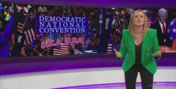 Samantha Bee Puts Both Conventions (And The Election) In Perspective