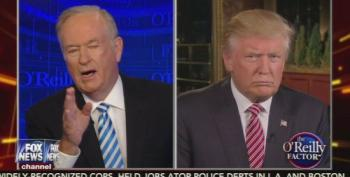 Even Bill O'Reilly Tries And Fails To Reform Trump