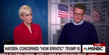 Scarborough: Trump Asked Three Times 'Why Can't We Use Nuclear Weapons?'
