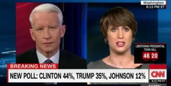 Liz Mair: Trump's 'Message Is Being A Loud Mouthed Dick'