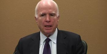 McCain Declines To Say Whether Trump Should Have The Nuclear Codes