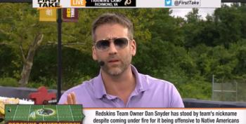 Max Kellerman Has A Message For NFL Owner Dan Snyder