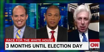 Jeffrey Lord Wants 'Rigged Elections' To Be Investigated