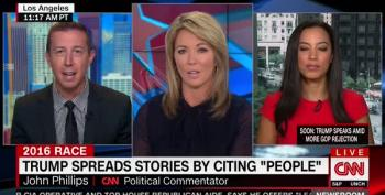 CNN Looks Into Trump's Use Of Citing 'People'