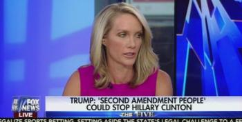Fox News' Dana Perino: If Hillary Made Same Trump Remarks: 'We Would All Be Going Crazy'