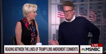Scarborough To Mika: Your Opinion Means Nothing, Because You're A Democrat