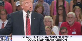 Donald Trump Proven Wrong By His Supporters On 2nd Amendment Threat Comment