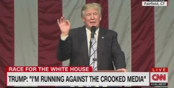 Donald Trump: 'I'm Running Against The Crooked Media'
