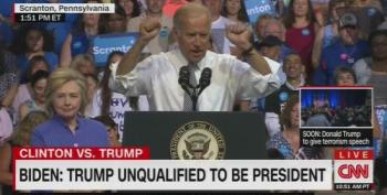 Joe Biden: Don't Give Trump The [Nuclear] Codes!