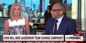 Morning Joe: Trump Campaign Hires Breitbart Pol To Run Campaign?