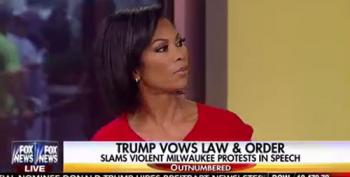 Fox News Host's Misguided Response To Trump's Law And Order Speech