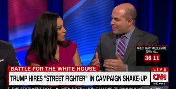 CNN's Brian Stelter Speculates On True Nature Of Trump-Breitbart Merger