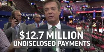 Manafort Tied To Undisclosed Foreign Lobbying