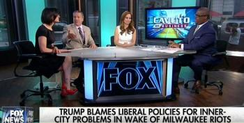 Fox Yappers Carry Water For Trump, Blame Inner City Poverty On Liberal Policies