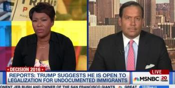 Joy Reid Hammers Another Trump Surrogate: 'Completely Disingenuous And Wrong'