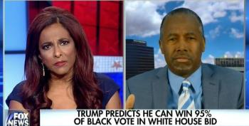 Ben Carson Loves Donald Trump's Insulting Pitch To Black Voters