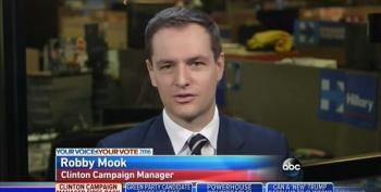 Robby Mook: 'Is Trump Just A Puppet For The Kremlin?'