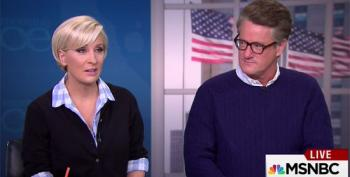 Mika Brzezinski: 'Trump Belts It Out' Like He's Had 'A Lot To Drink'
