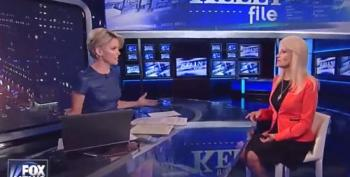 Kellyanne Conway Lies To Megyn Kelly: 'Mister Trump Only Hits Back'