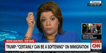 "Ana Navarro:  Latino Voters Will Not Get ""Election Amnesia"" About Trump"