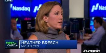 Mylan CEO Bresch: 'No One's More Frustrated Than Me' About EpiPen Price Outrage