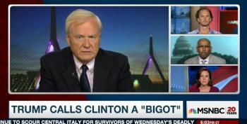 Chris Matthews Badgers Guest Over Fairness Of Tying Trump To Alt-Right