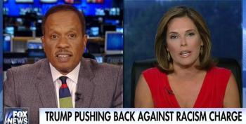 Mercedes Schlapp Whines That Calling Out Trump's Racism Is 'Insulting'