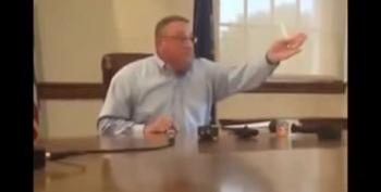 Paul LePage: People Of Color Are The Enemy