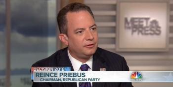 Reince Priebus Attacks Democrats For Opposing 'School Choice'