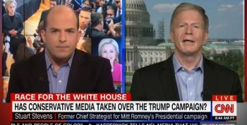 Stuart Stevens: Breitbart And Bannon Are A 'Bunch Of Nuts'