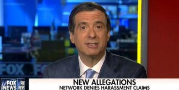 Howard Kurtz Calls Fox 'Generally A Collegial And Rewarding Place To Work'