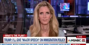 Andrea Mitchell Gives Ten Whole Minute Free Book Ad To Ann Coulter