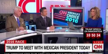 Jeffrey Lord Compares Trump's Mexico Trip To Nixon Going To China In '72